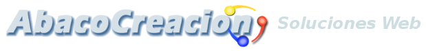 AbacoCreacion.com, Soluciones Web